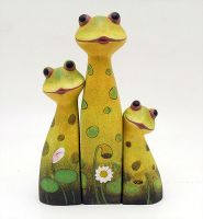 Indoor Decor - Frog Family Set