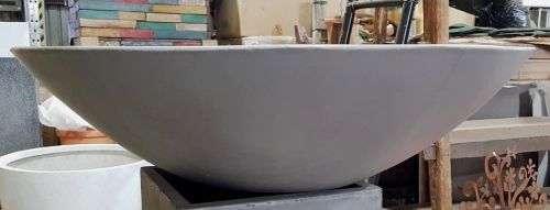 GRC Shallow Bowl 750 x 200H mm
