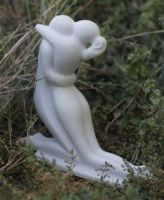 Endless Love - M Statue.