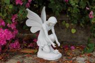 Flower Fairy Statue-
