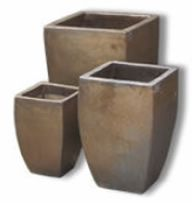 GLZ-10 Premium Glazed Milan Planter (3 Sizes)