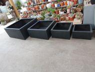 Low Cube Planters Premium Lightweight Terrazzo   - 3 sizes