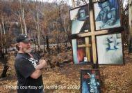 After Dark Bandit - paintings by Doug Morgan